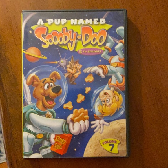 A Pup named Scooby Doo Volume 7 5 TV 📺 Episodes